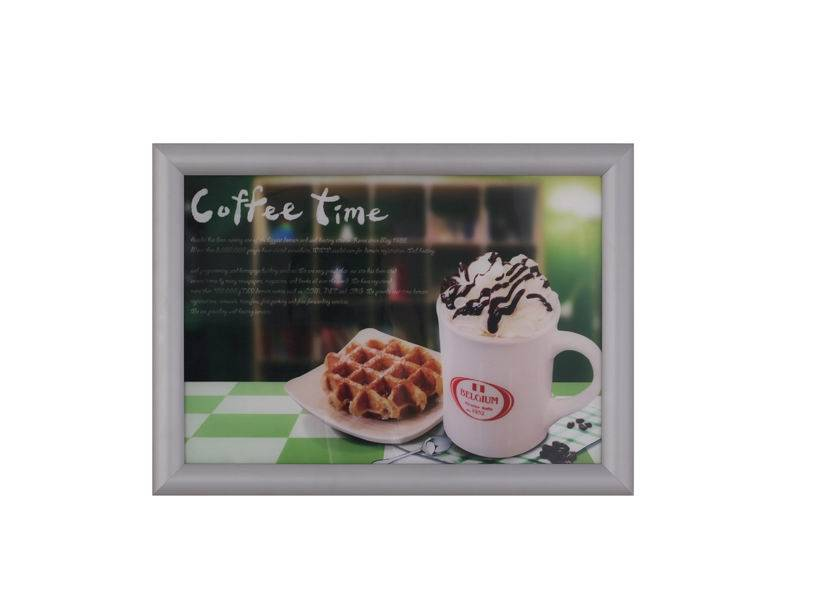A1 Aluminium snap frame slim light box with good quality and price USD70