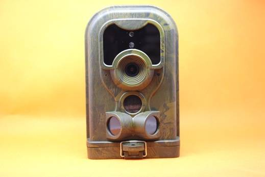 30fps Video 940nm Infrared Trail Camera With Laser light