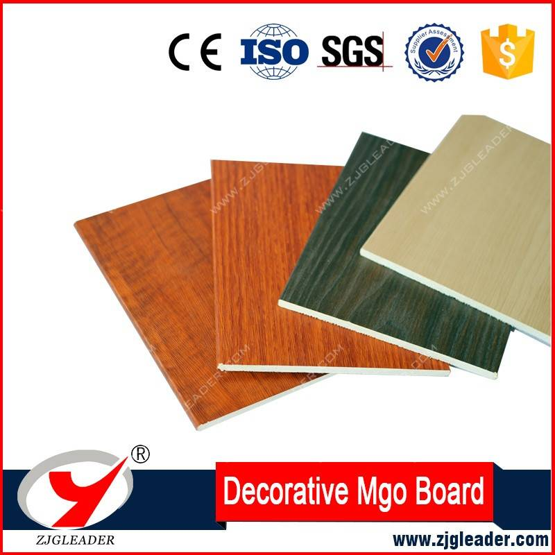 HPL laminated MGO board