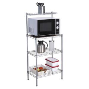 Multi-Purpose Kitchen Microwave Oven Wire Rack
