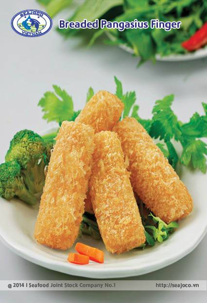 BREADED FISH FINGER