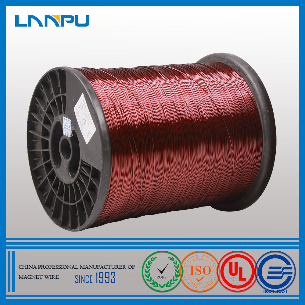 Insulation Materials aluminium winding wire used for Industry