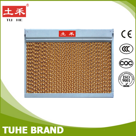 Evaporative cooling pad for poultry farm foshan factory