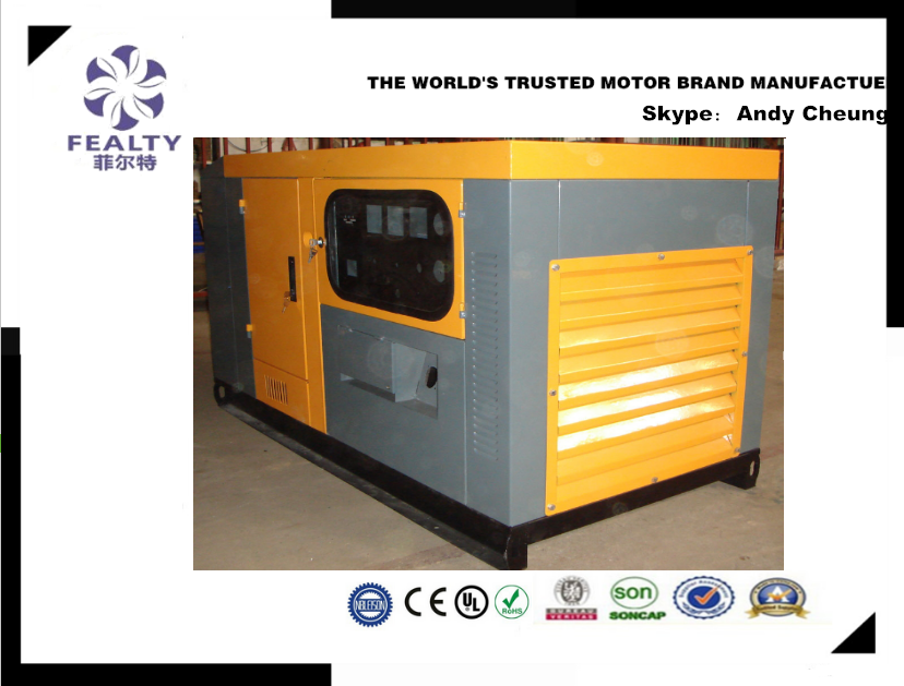 SoundProof Diesel Generator-Sets