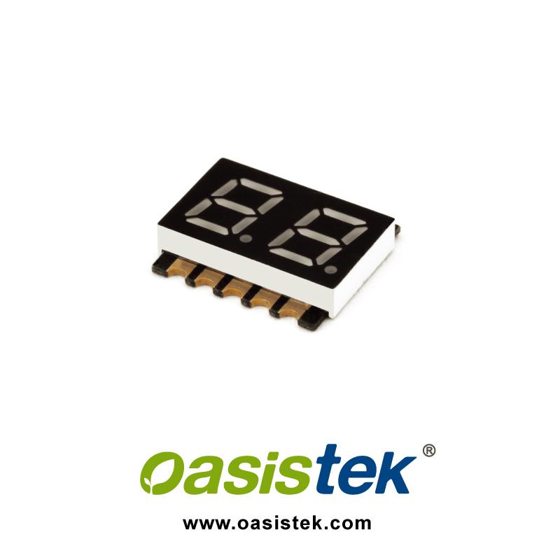 LED SMD Display, 7 segment, Digital Signage, TOD-F2281