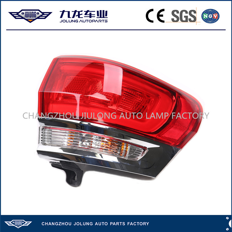 2014 Jeep Car Accessories Grand Cherokee Tail Lamp Outside Jeep Taillight