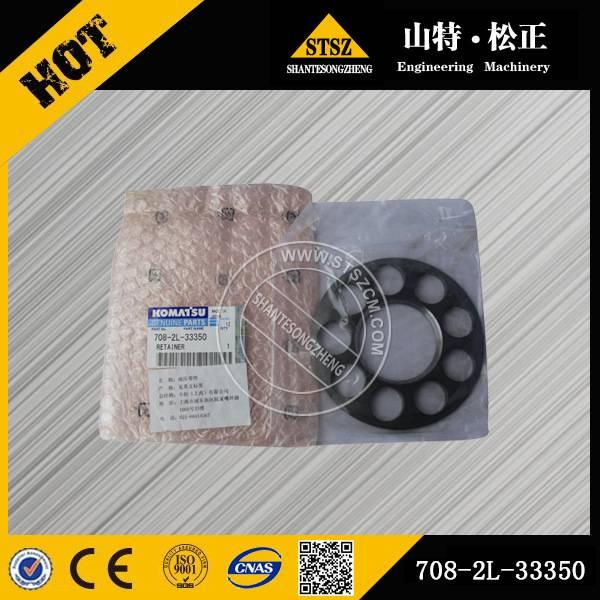 komatsu excavator PC400-7 Cylinder block ,piston 708-2H-04750,708-2H-33343,komatsu hydralic spare pa