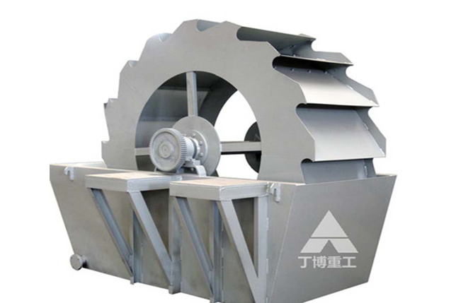 Impeller sand washing machine High-efficient Sand Washing Machine  Industrial Sand Washing Equipment