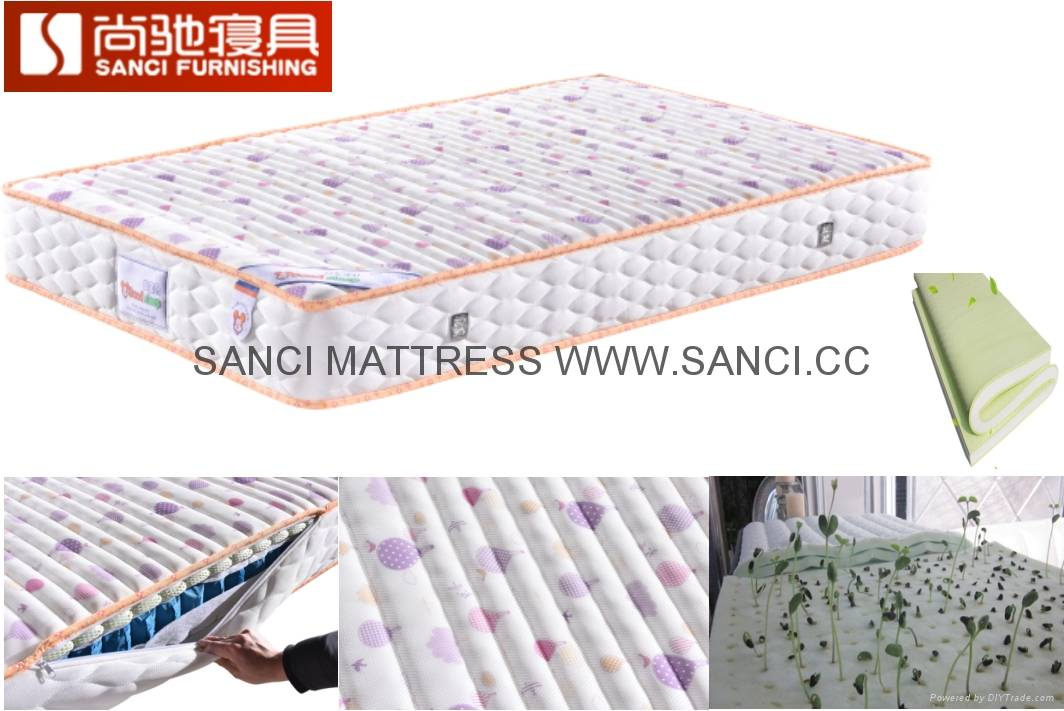 pocket spring Mattress for teengers