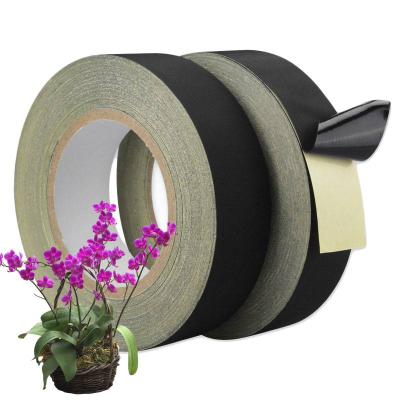 Yuanjinghe Black Acetate Cloth Insulating Tape Manufacturer