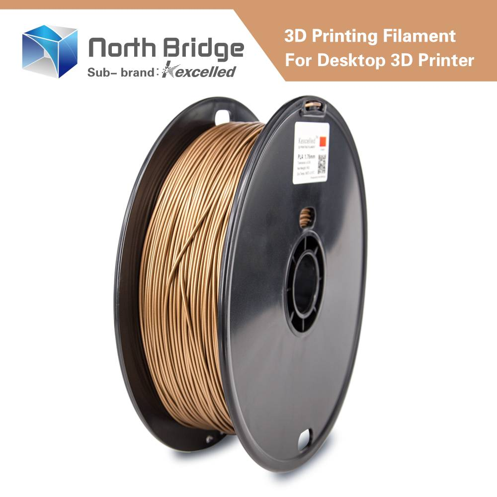 Kexcelled high quality 1kg Spool (2.2 lbs) 1.75mm 3.0mm 3d printer filament 1kg