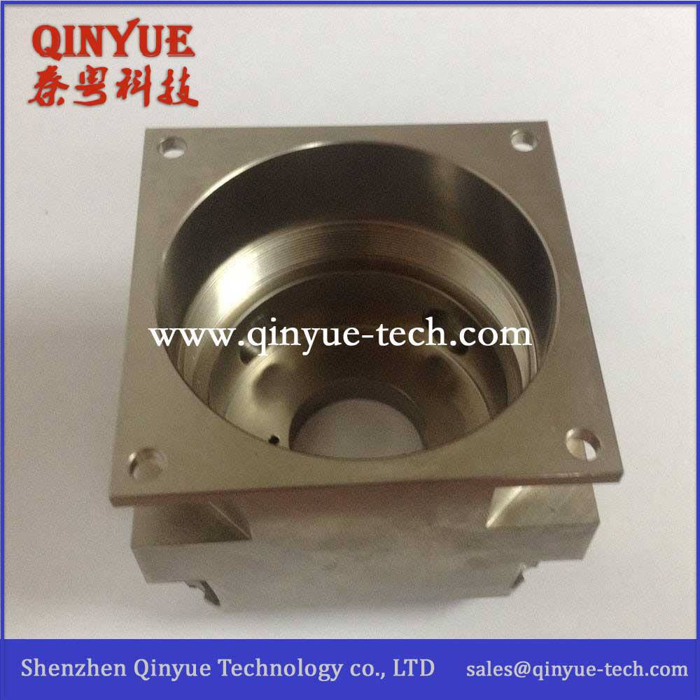 CNC Machining Part with Stainless Steel