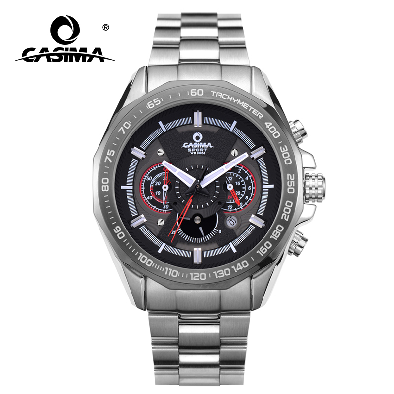 Hot selling Casima brand luxury automatic watches for men