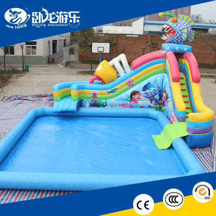 Top quality water park slides for sale