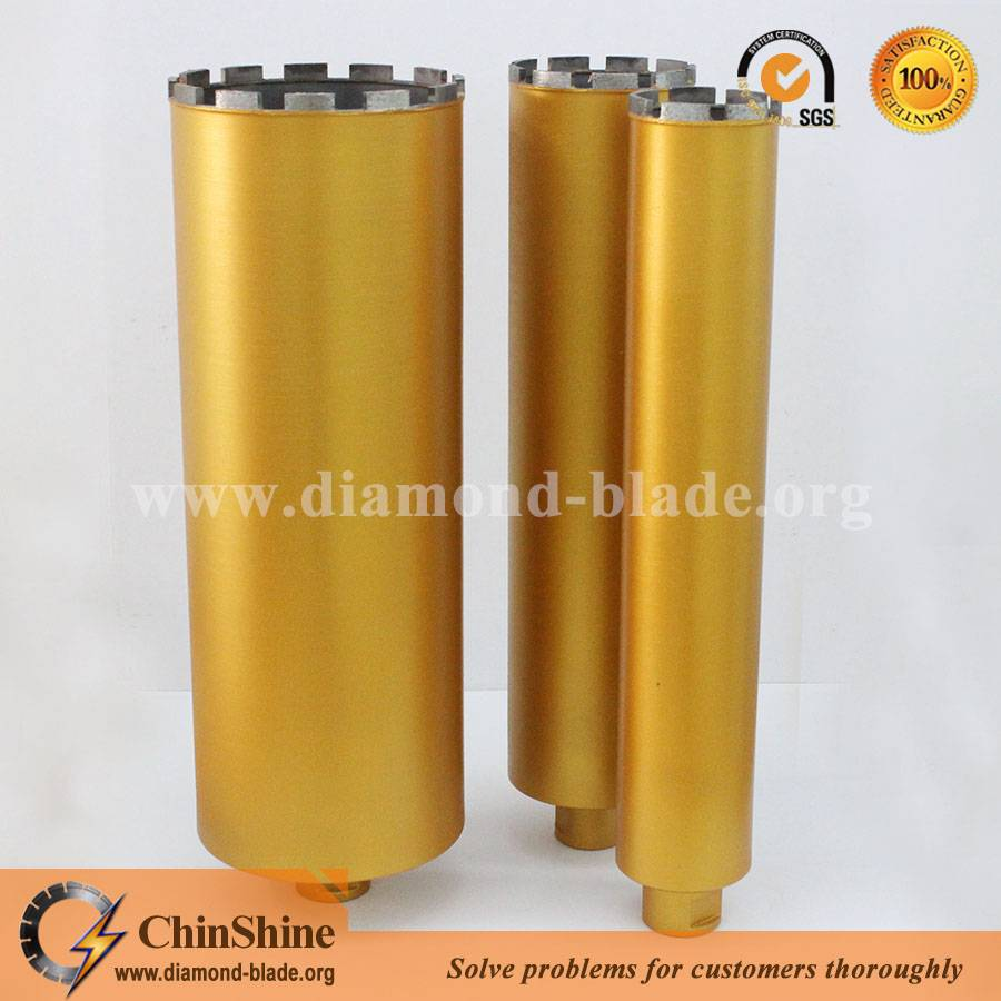 sharp quality diamond core drill bits for reinforced concrete CHEAP