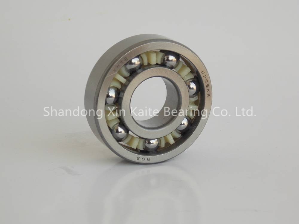 deep groove ball bearing 6305KA used in mining machine