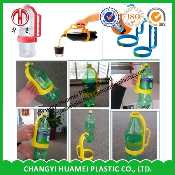 Plastic 2L Coke Water Bottle Handle