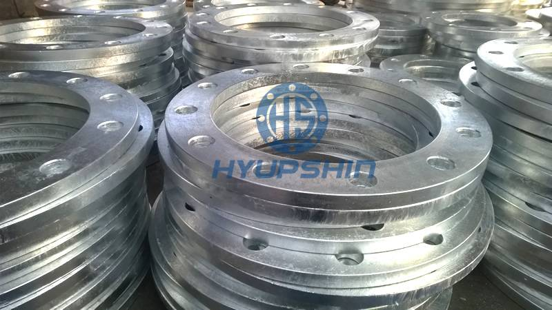 Export TYPE 1B, TYPE 1A Flange EN1092-1, Forged CARBON STEEL FLANGES PN10 P16PLRF PLFF