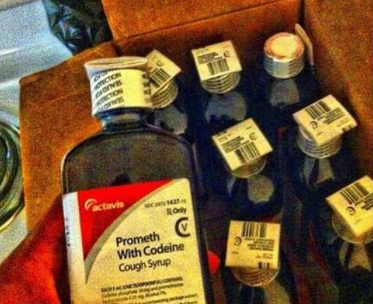 Actavis promethazine with codeine cough syrup