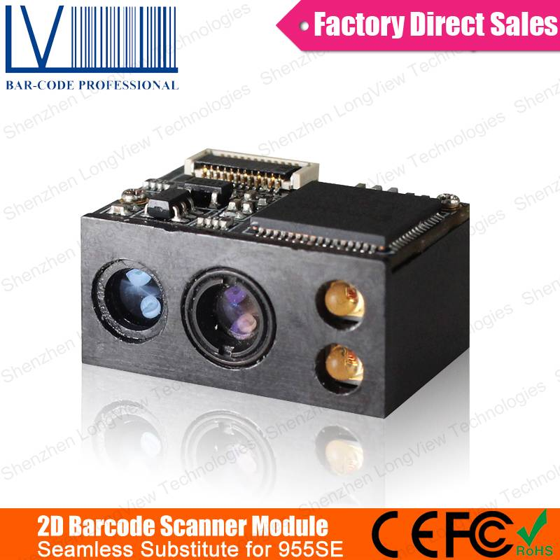 LV3096 2D OEM Barcode Scan Engine for Mobile Device