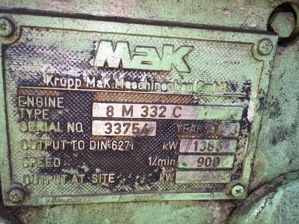 Mak 8M332C