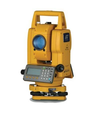 Topcon GPT 3505 LNW 5 Second Reflectorless Total Station 710167121