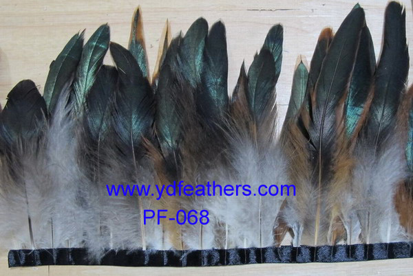 Feather Trimming for Carnival Festival