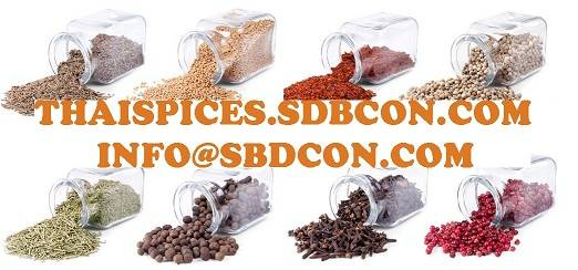 Thai spices exporter in Dried Ground or Powder Form