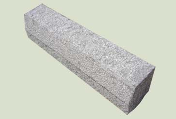 Sell curbstone with nice price