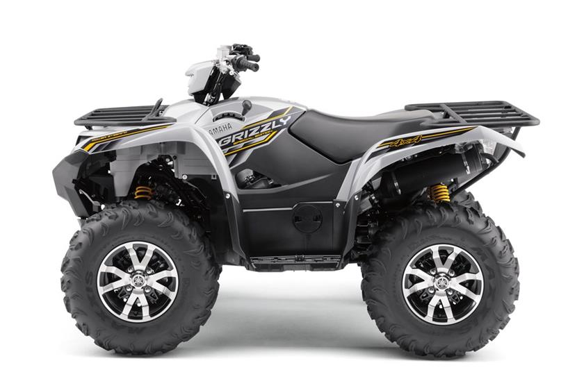 2017 Yamaha Grizzly 700FI EPS SE