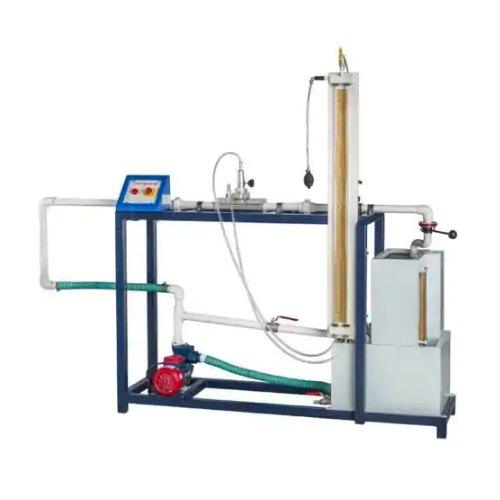 Pitot Tube Setup Apparatus