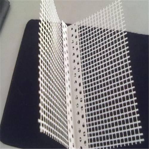 pvc plaster angle bead with fiberglass mesh for tile/pvc corner bead