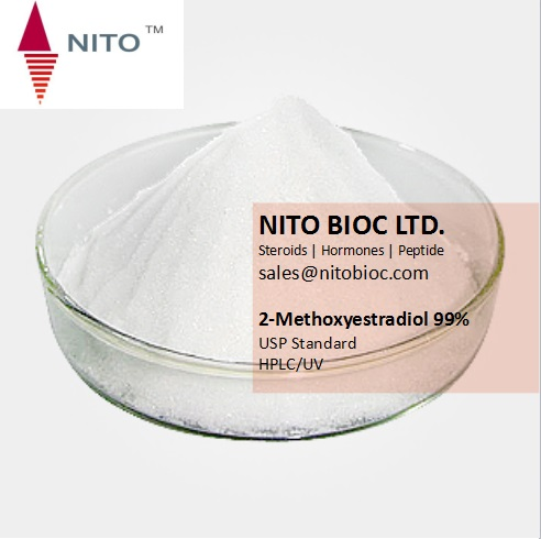 Factory quality control, strong steroid powder: 2-Methoxyestradiol