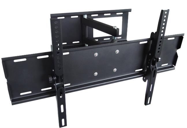180 degrees full motion lcd led plasma tv mount bracket