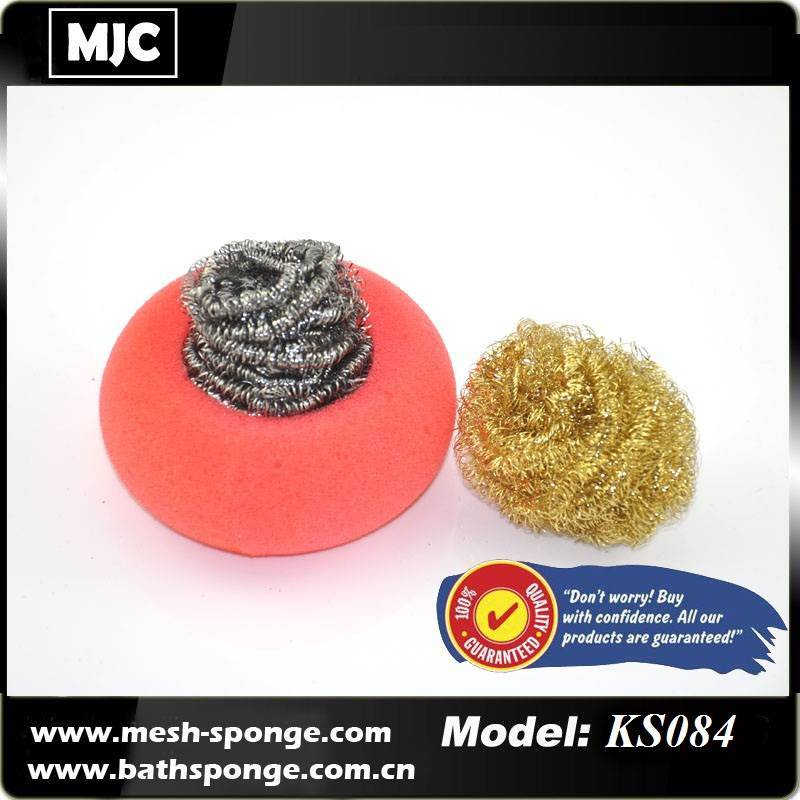 kitchen sponge stainless steel cleaning ball
