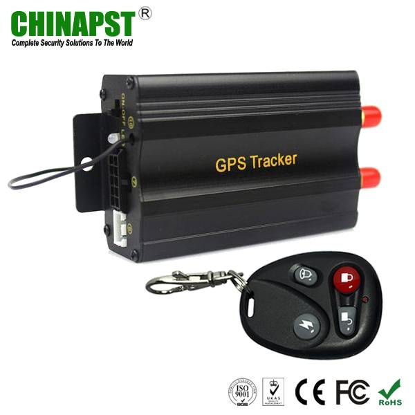 Vehicle GPS Tracker with Remote Controller