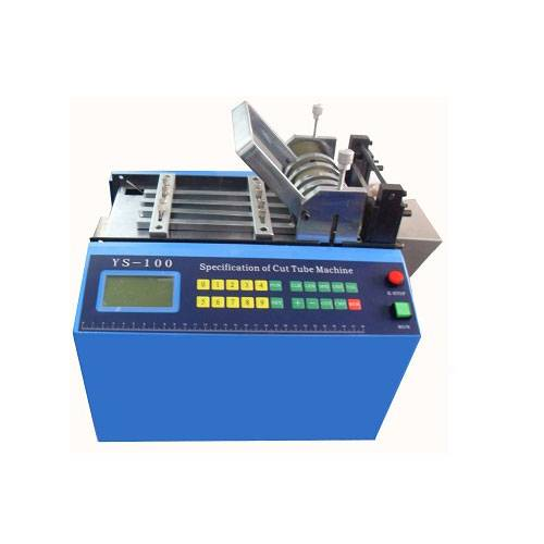 Flat cable cutting machine, ribbon cable cutting machine