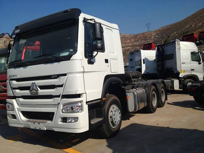 China direct supplier HOWO 6*4 dump truck / used tipper trailer for sale