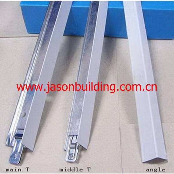 Suspended Ceiling T-grid Components