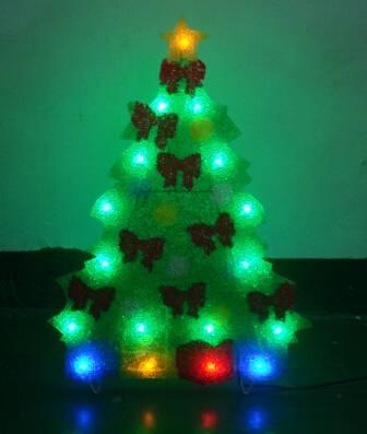 EVA&LED Christmas decorative ligts,Trees,xmas lights