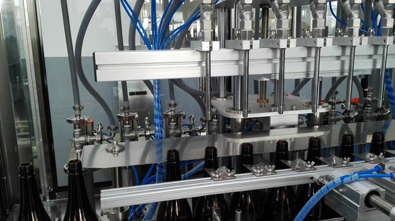 oil Barrel piston filling machine