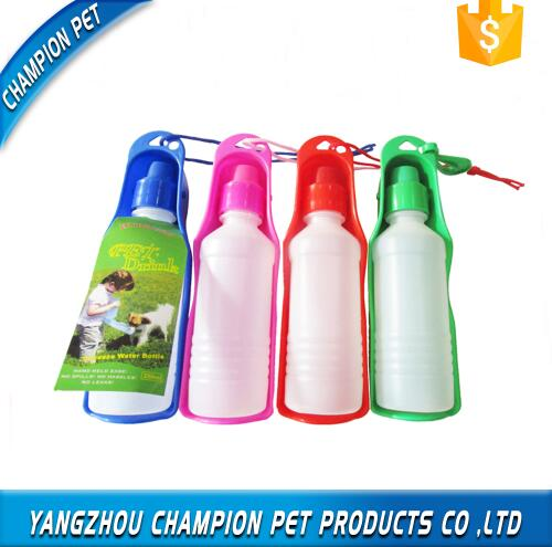 High Quality Pet Drinking Dog Drinking Bottle