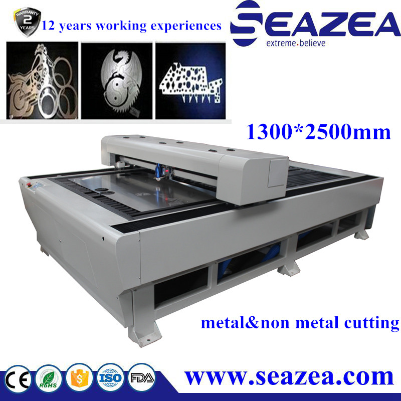 cheap price home fabric laser cutting machine for making clothes 1325 1530