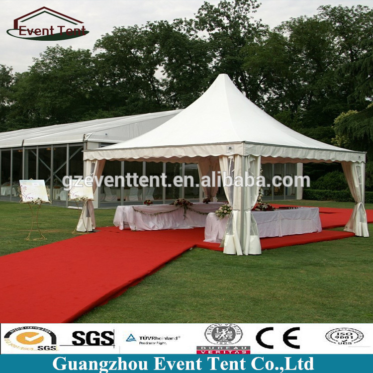 Cheap outdoor large pagoda tent party tent for sale