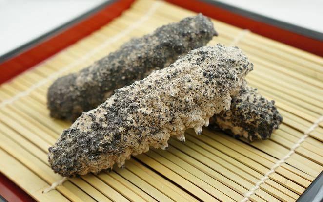 Curry Fish Sea Cucumber