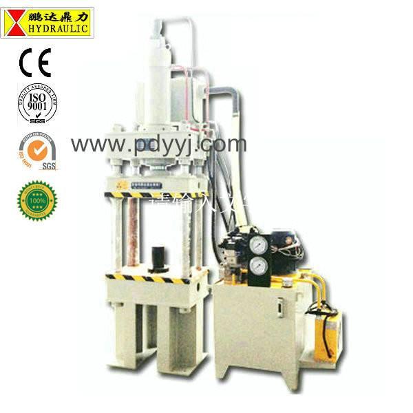 Pengda new design four column hydraulic press