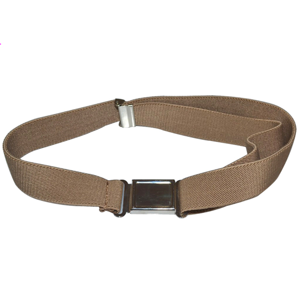 Magnetic Buckle Elastic Belts for Teenagers [JB17022-1-EB]