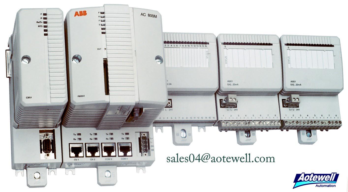 ABB AC800M PLC DCS Product