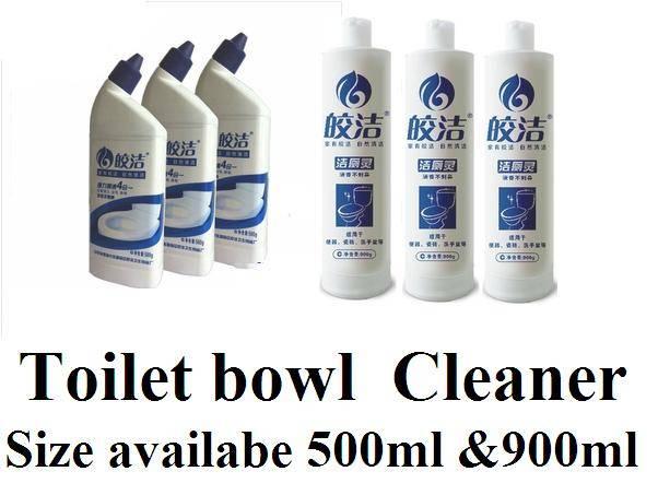 Toilet Bowl Cleaner Liquid 500ml &900ml