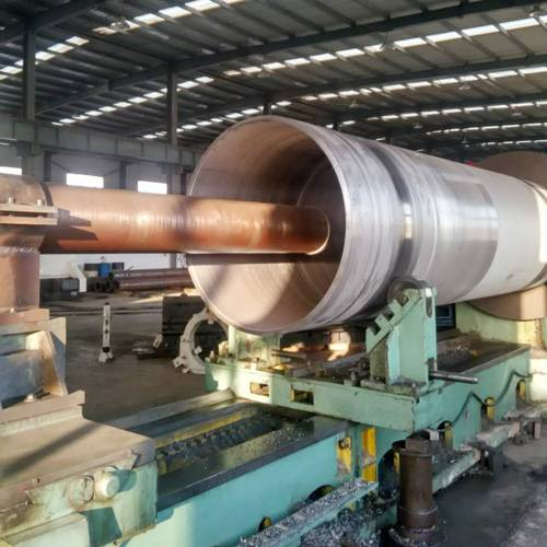 cloth guid roll controlable frequency roll heating cylinder